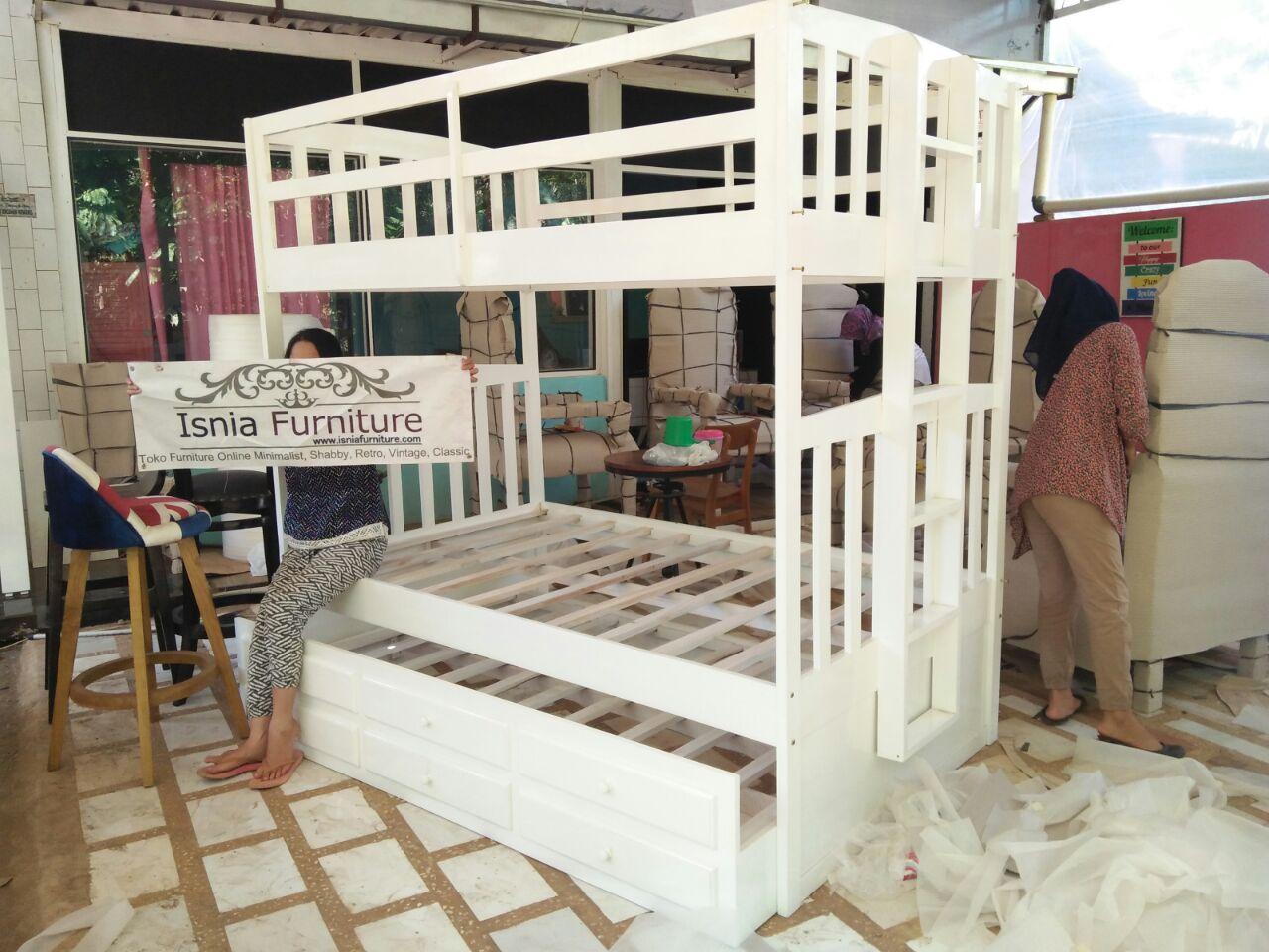 Model Tempat Tidur Tingkat Anak Minimalis