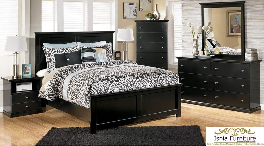 Set Kamat Tidur Minimalis Modern