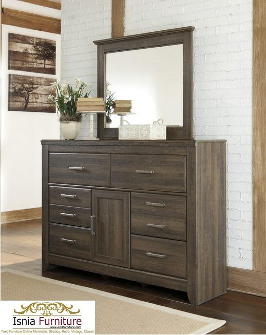 Dresser Rias Modern Model Minimalis