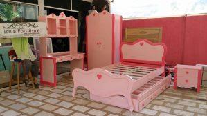 Kamar Set Anak Perempuan Princess Jakarta – Pesanan Ibu Sofi