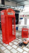 Lemari Telephone London Inggris Murah