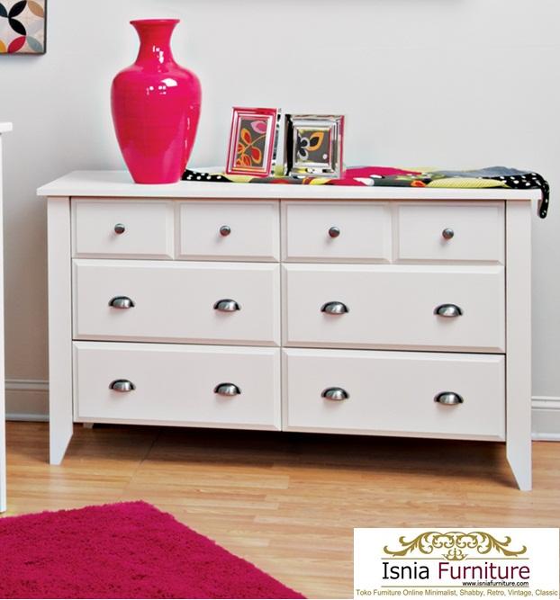 Dresser Anak Modern Full Color Murah