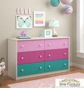 Jual Dresser Anak Modern Full Color Murah