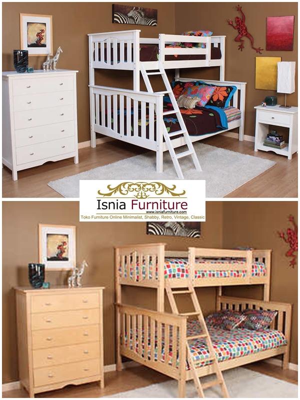 Tempat Tidur Anak Tingkat Levelialis Berkualitas Super