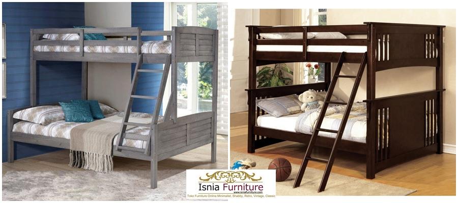 Tempat Tidur Tingkat Levelialis Berkualitas