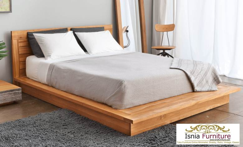 78 Harga Tempat Tidur Jati Minimalis Jual Murah Model Mewah Modern