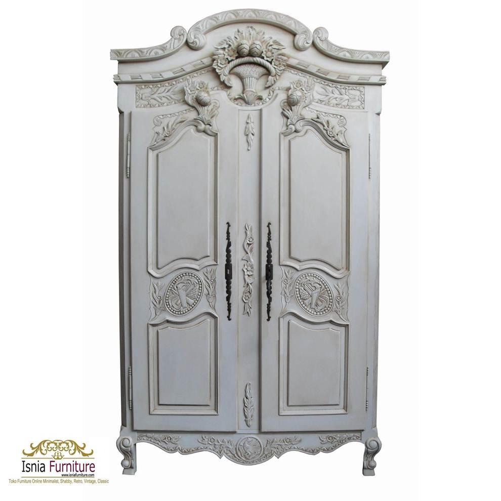 49 Lemari Pakaian Jati Minimalis Modern Jual Baju Pintu 32 Ben Furniture All White 3 Laci Dan Kaca Desain Klasik Sangat Di Ajukan Untuk Jenis Mewah Kebanyakan Dari Ini Menggunakan Warna Melamik Gloss Hingga Natural
