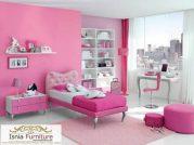 Set Kamar Anak Perempuan Pink Kota Serpong