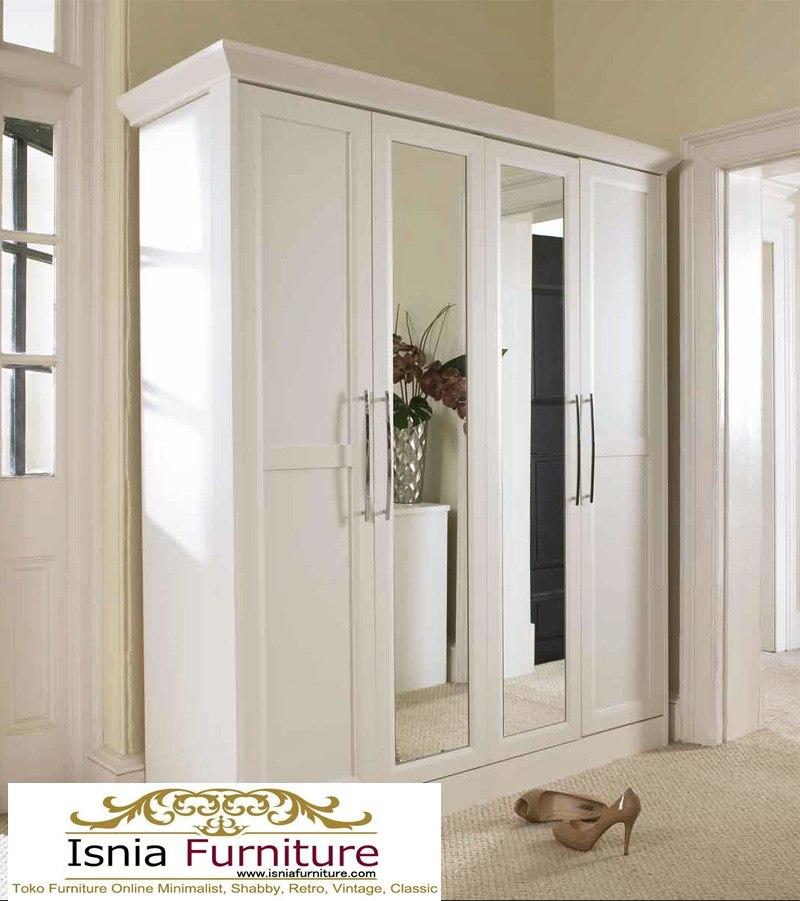 Model Lemari Kayu 4 Pintu Dengan Kualitas Terbaik