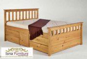 Jual Tempat Tidur Jati Belanda Model Minimalis Terbaru