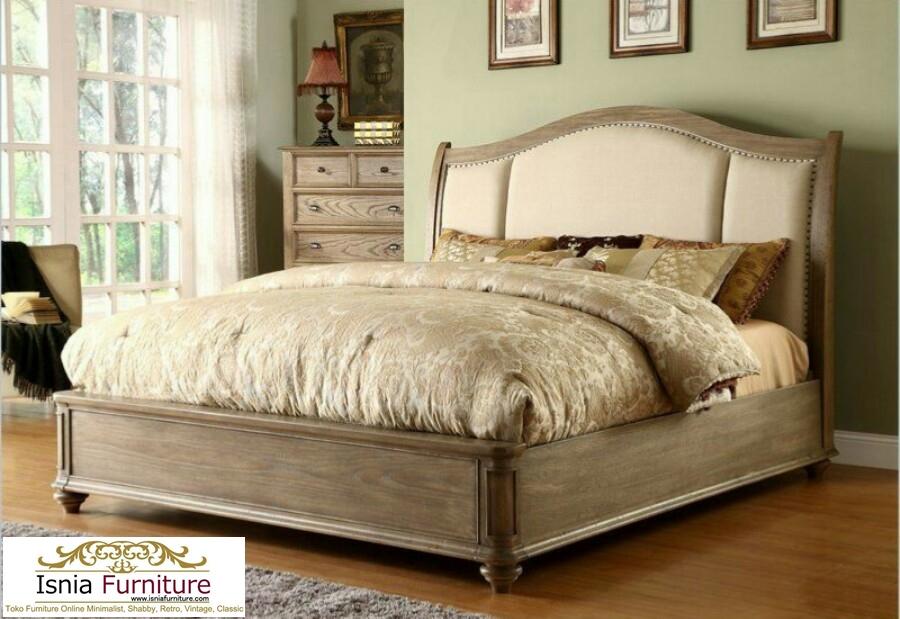 Jual Dipan Tempat Tidur Minimalis Modern Kayu Jati