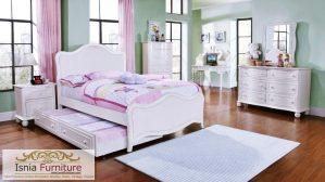 Jual Tempat Tidur Sorong Minimalis Modern Untuk Anak Termurah