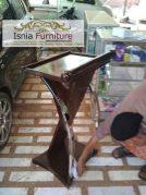 Jual Mimbar Stainless Untuk Podium Masjid Harga Murah