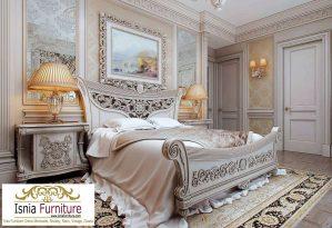 Model Tempat Tidur Mewah Kediri Ukiran Klasik Victorian Harga Murah