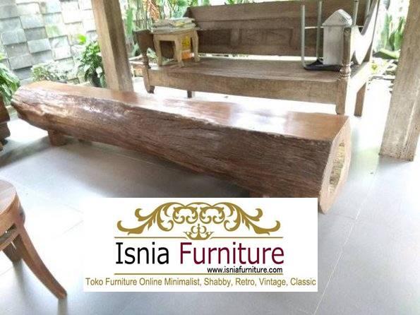 meja gelondongan kayu utuh terbaru