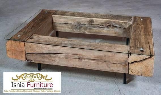 meja tamu kayu jati kuno kayu lama