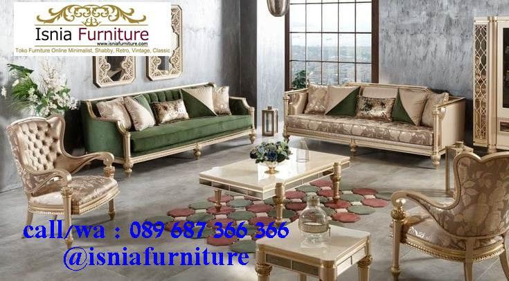 Sofa Mewah Klasik Terdebest Seller