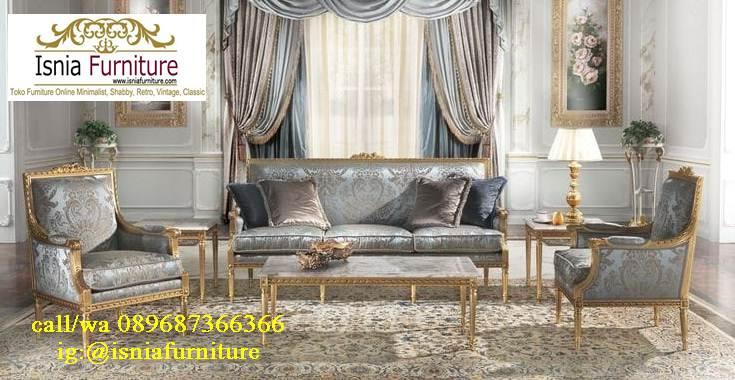 Jual Sofa Klasik Eropa Termewah Harga Terjangkau