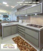 Harga Kitchen Set Hpl Pati Dari Tenaga Ahli